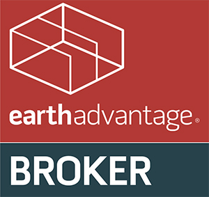 Earth Advantage Broker badge