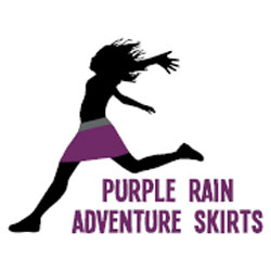 Purple Rain Adventure Skirts